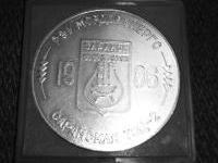 Памятная  медаль Саранской  ТЭЦ-2