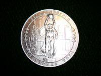 Памятная медаль  Пензенской  ТЭЦ-1