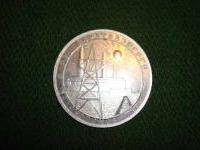 Памятная  медаль  Балаковской  ТЭЦ-4