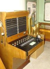Ручная телефонная станция 40-х годов