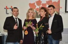 """7 марта 2018 года мужчины филиала """"Мордовский"""" ПАО """"Т Плюс"""" поздравили женщин с Международным женским днем."""