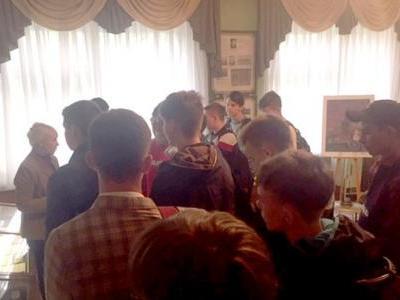"""2 сентября Музей энергетики Пензенской ТЭЦ-1  филиала """"Мордовский"""" ПАО """"Т Плюс"""" посетили студенты ИТ-колледжа."""