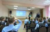 Представитель Молодежного совета Саранской ТЭЦ-2 объяснила ребятам, что такое энергосбережение!