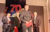 С поздравительной речью выступают руководители филиалов ОАО «ТГК-6»
