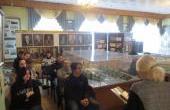 4 декабря 2019 года в музее энергетики прошла экскурсия , посвященная 78-годовщине Битвы под Москвой.