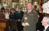 15 февраля  2011 года. Мероприятие, посвященное  Дню  вывода  воиск  из  Афганистана.