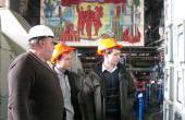 20 марта  2012 г.Экскурсия в рамках Программы  привлечения  и  развития производственного персонала .
