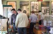 Экскурсия по  музею для  участников  теcтовых  испытаний. 13 мая 2014г.