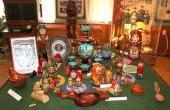 C 18 по 30 мая 2015г. Творческая выставка семьи Михотиных к 70-летию Победы в ВОВ.
