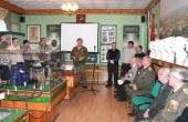 18 февраля 2016г. Встреча с ветеранами  боевых действий.