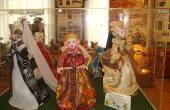 """Выставка """"Мир творчества. Куклы"""" с 1 по 30 сентября 2016г."""