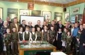 20 февраля 2018 г. в Музее энергетики Пензенской ТЭЦ-1 прошло мероприятие , посвященное Дню Защитника Отечества.